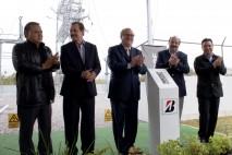 Bridgestone México Subestación Eléctrica