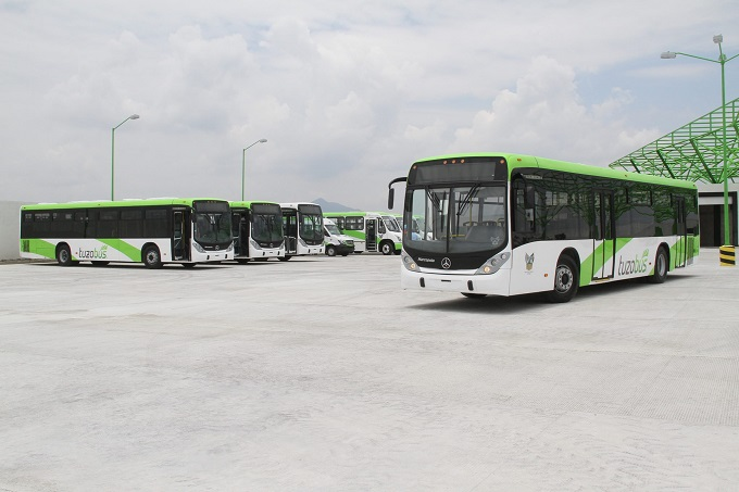 Tuzobús, se perfila como el más eficiente en sistemas BRT