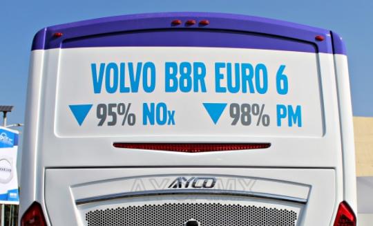 Volvo Buses - Microbuses