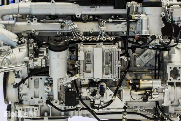 sensores en motores de diésel