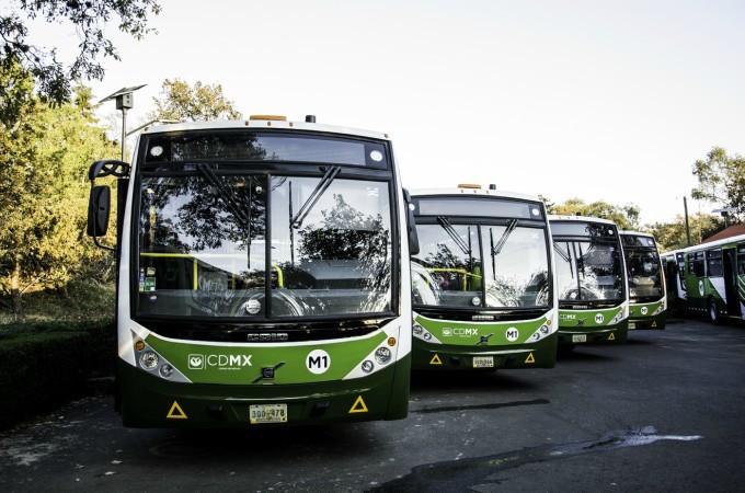 Aumentan tarifas de transporte público capitalino