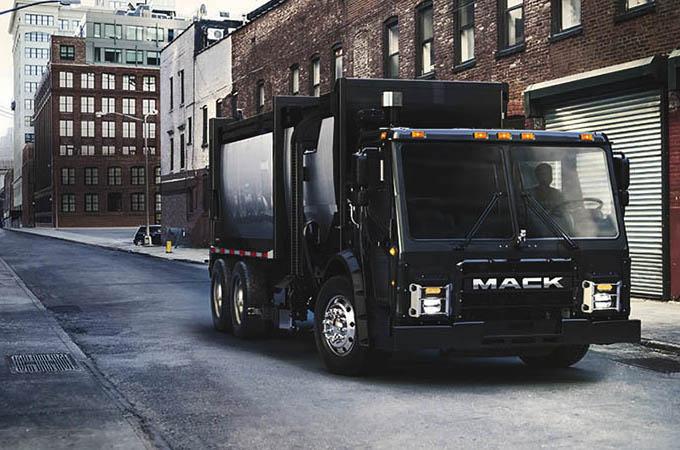 Mack alista camión eléctrico para NA