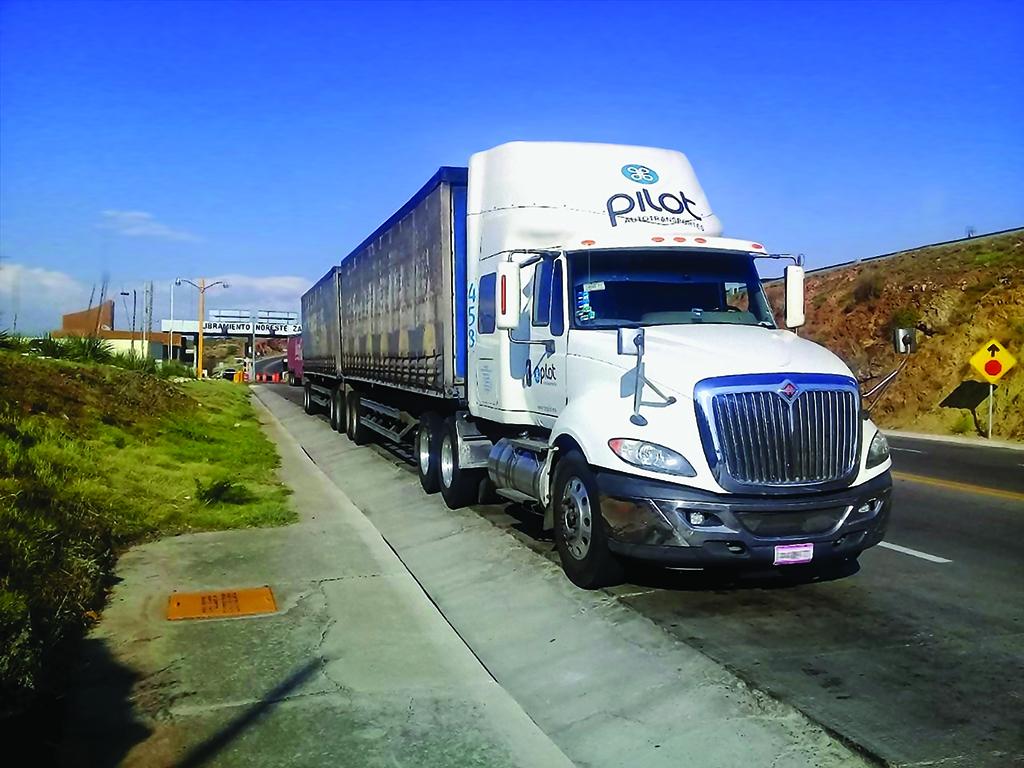 Autotransportes Pilot busca ser más sostenible y competitivo en el transporte de carga