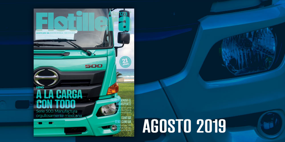 Alianza Flotillera Agosto 2019