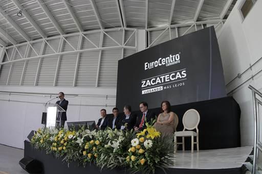Euro Centro Zacatecas
