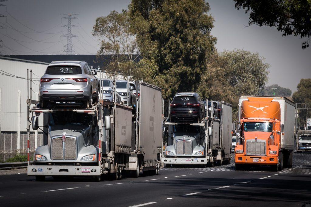 Inseguridad en carreteras