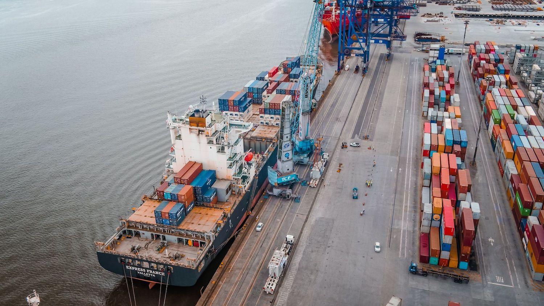 Terminal marítima
