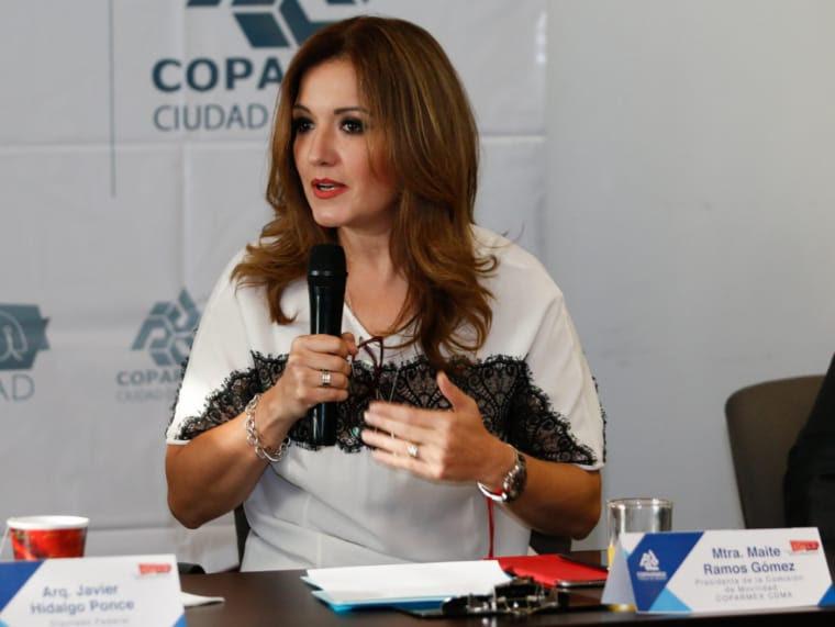 Coparmex Maite Ramos