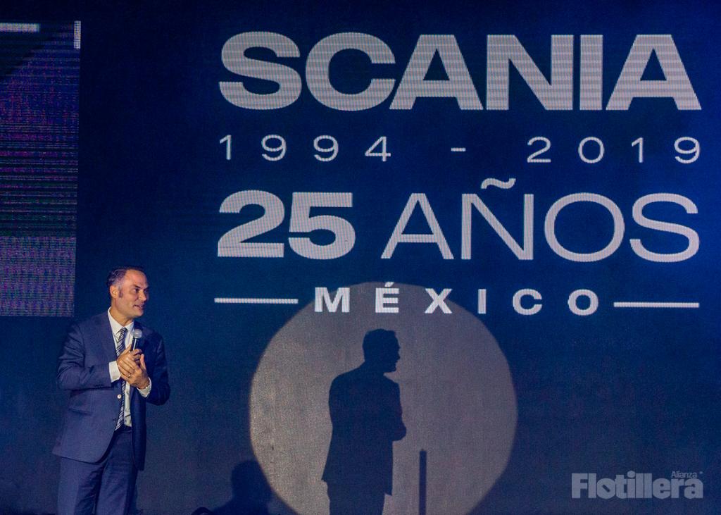 Scania 25 aniversario