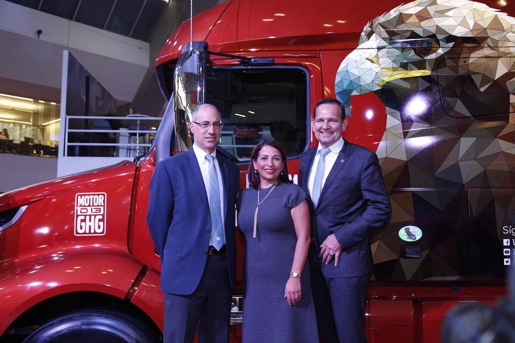 Alianza Flotillera Volvo Trucks Expo Transporte 2019