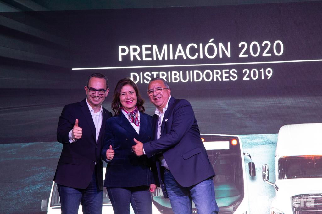 Daimler dio a conocer a sus premiados en el Encuentro Nacional 2020.