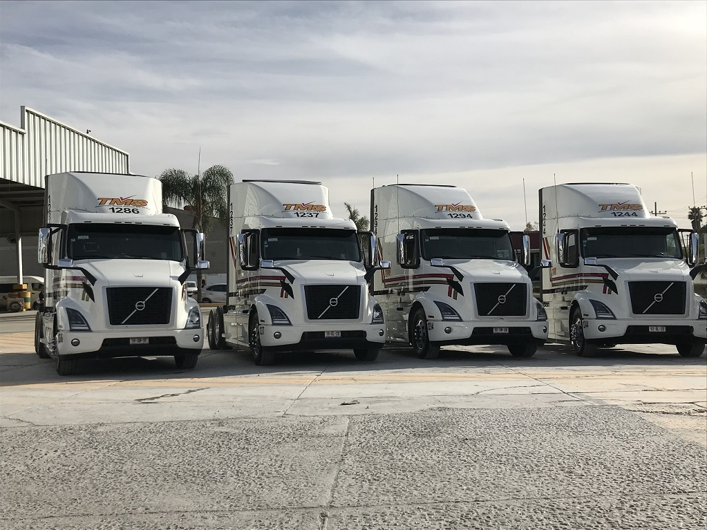 Transportes TMS Volvo THG