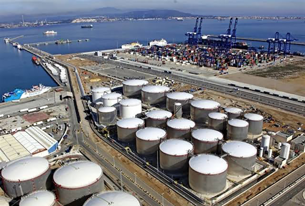 Duplicarán capacidad de almacenamiento de combustibles en puertos