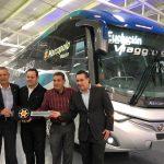 GHO va por 193 Viaggio 950 de Marcopolo México