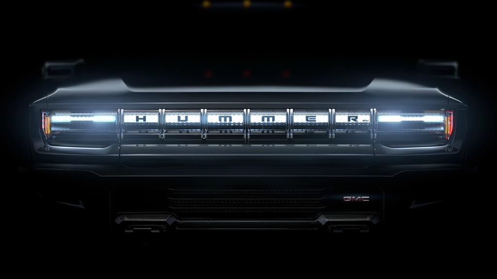 Hummer anunciará su nueva pickup eléctrica durante el Super Bowl.