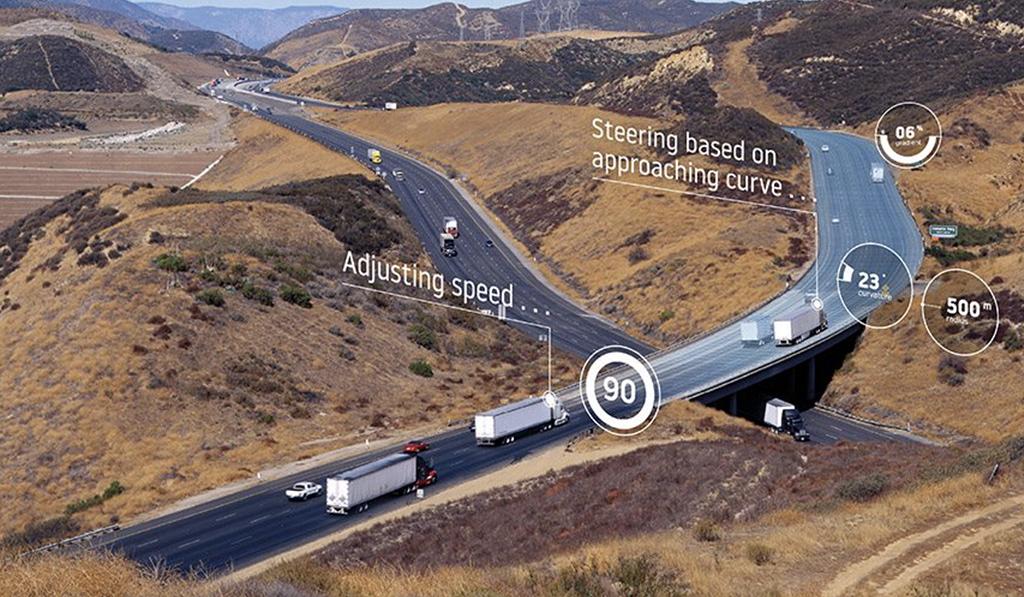 TomTom, Bosch y Daimler trabajan en un nuevo sistema que permitirá ahorrar combustible