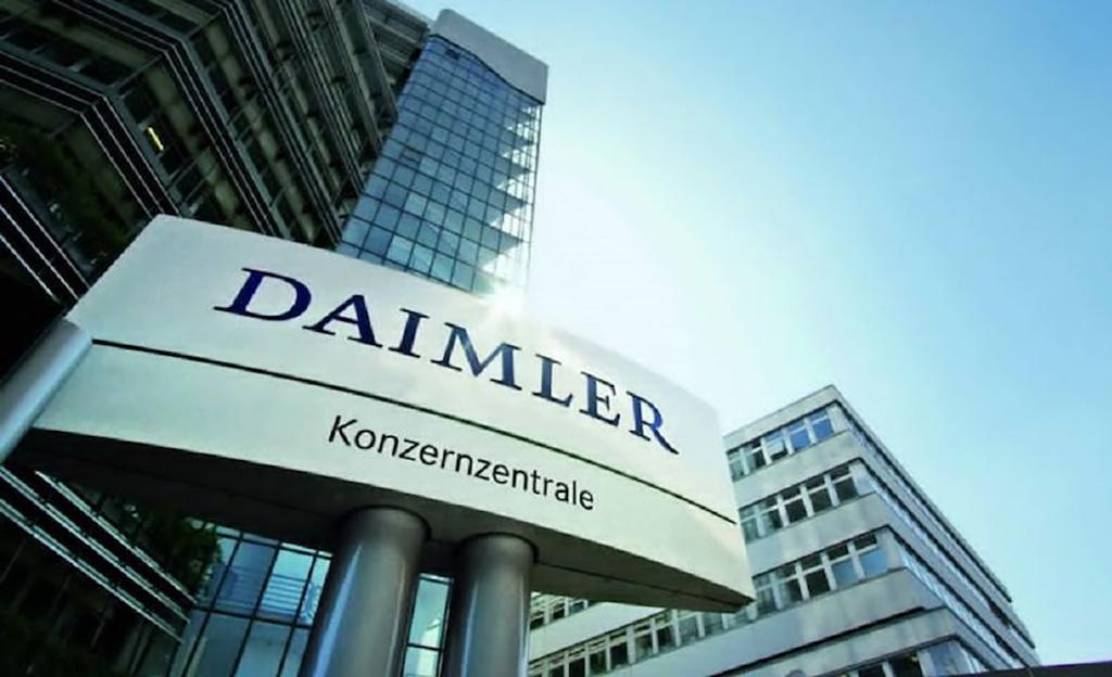 Daimler cierra 2019 con ganancias