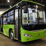 Grupo IUSA lanza autobús eléctrico