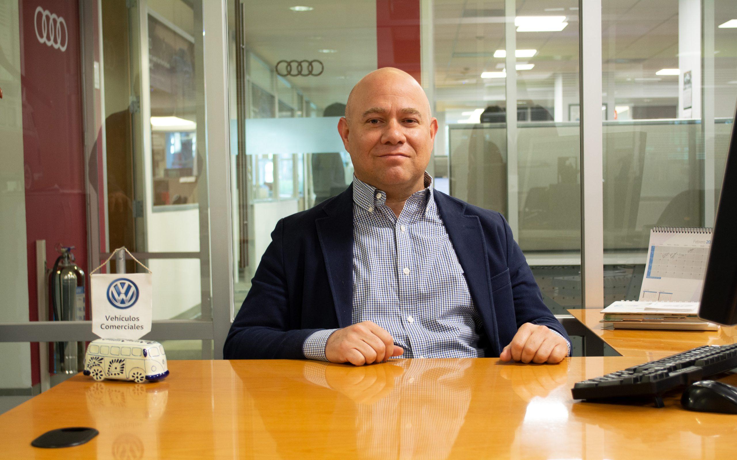 Volkswagen vehículos Comerciales releva su dirección