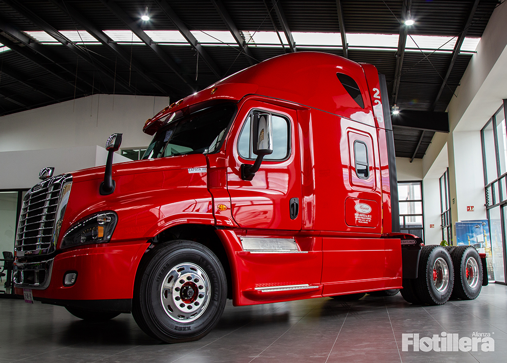 Cascadia P3 de Freightliner