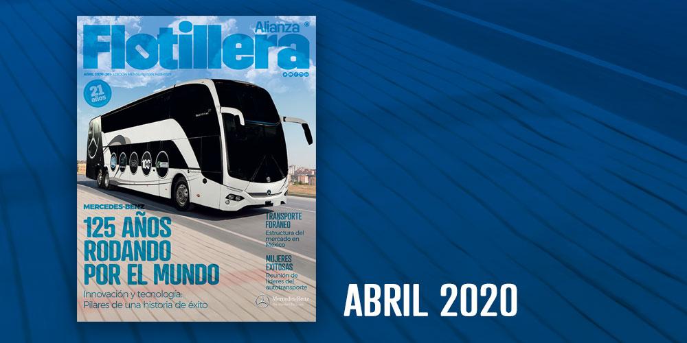 Alianza Flotillera abril 2020