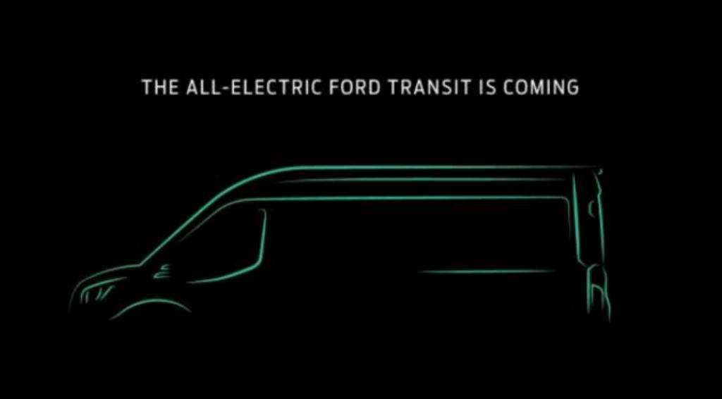 Transit eléctrica llegará a los Estados Unidos en 2022.