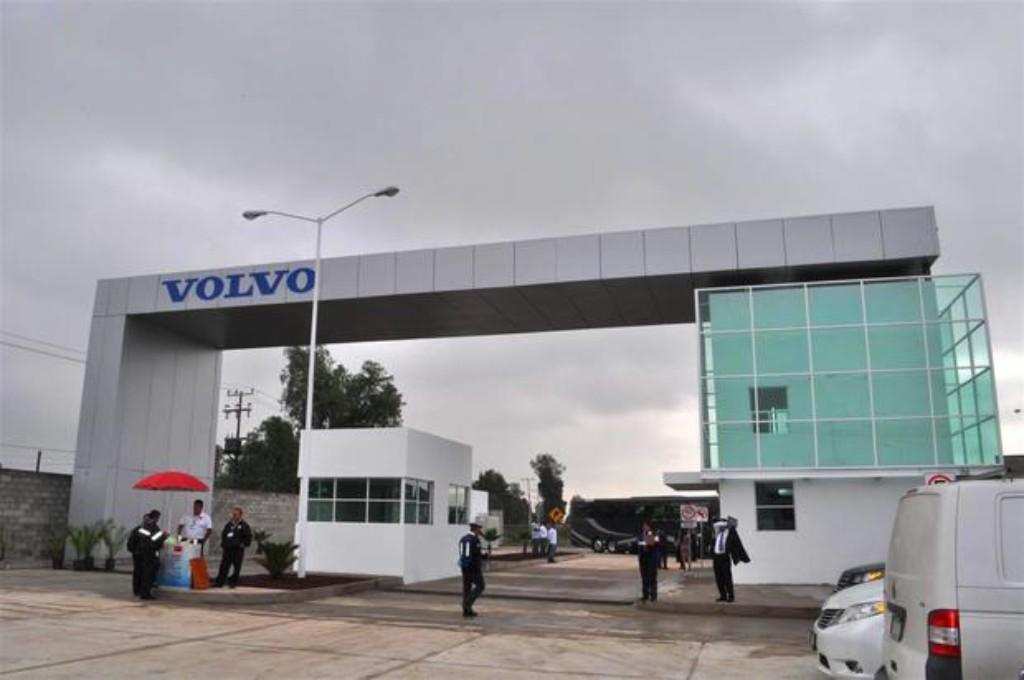 Volvo Buses tendrá un paro de dos semanas que iniciará el 4 de abril.