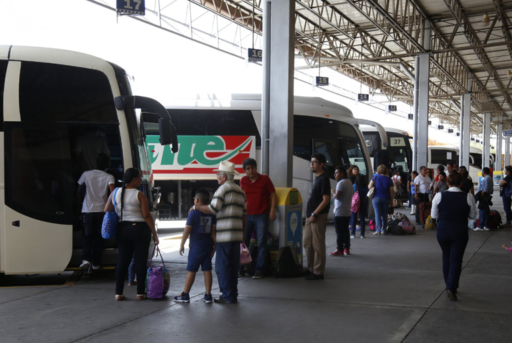 Autobuses blindados ante covid19