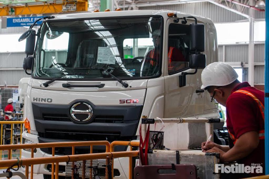 Hino Manufacturing México detiene operaciones en México