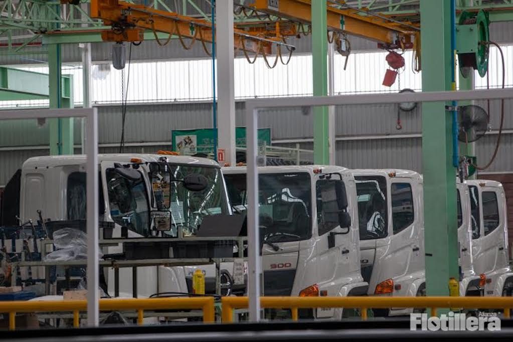 Hino Motors Sales México prevé caída en ventas