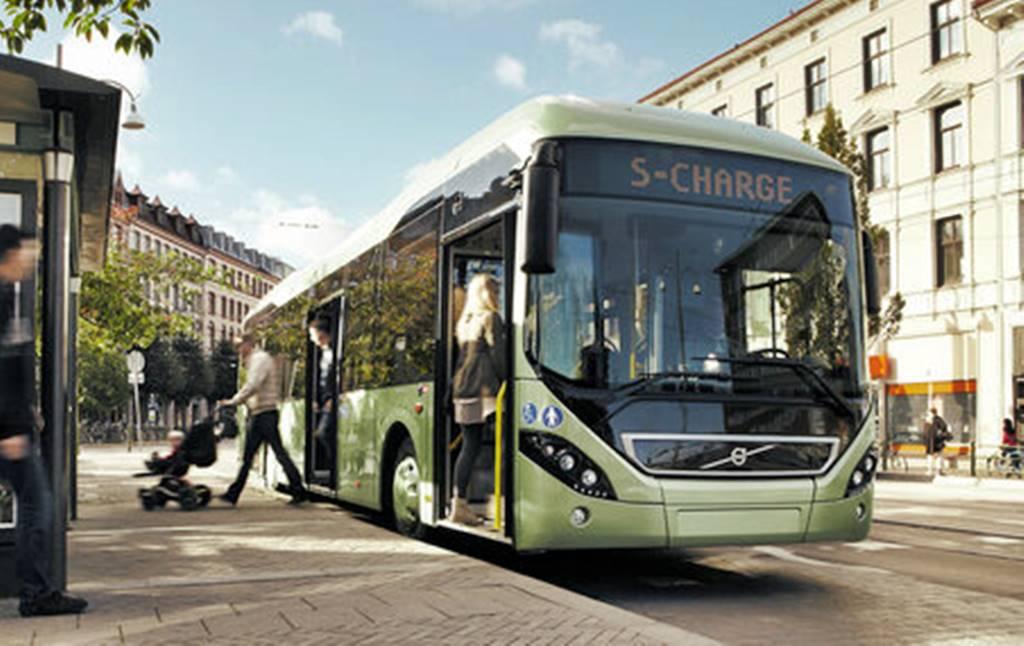 Volvo Buses mejorar sus autobuses híbridos
