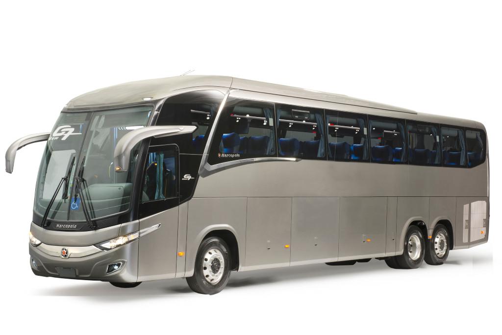 Marcopolo desarrolla tecnología para aligerar sus autobuses: usarán grafeno