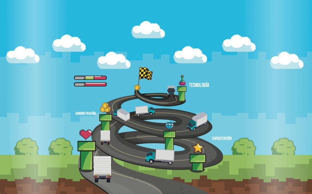 El camino al éxito por parte de las empresas debe ir acompañado de in sinfín de aspectos a considerar.