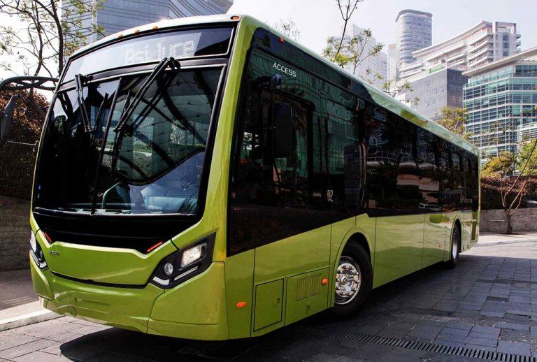 Volvo Buses México gana licitación