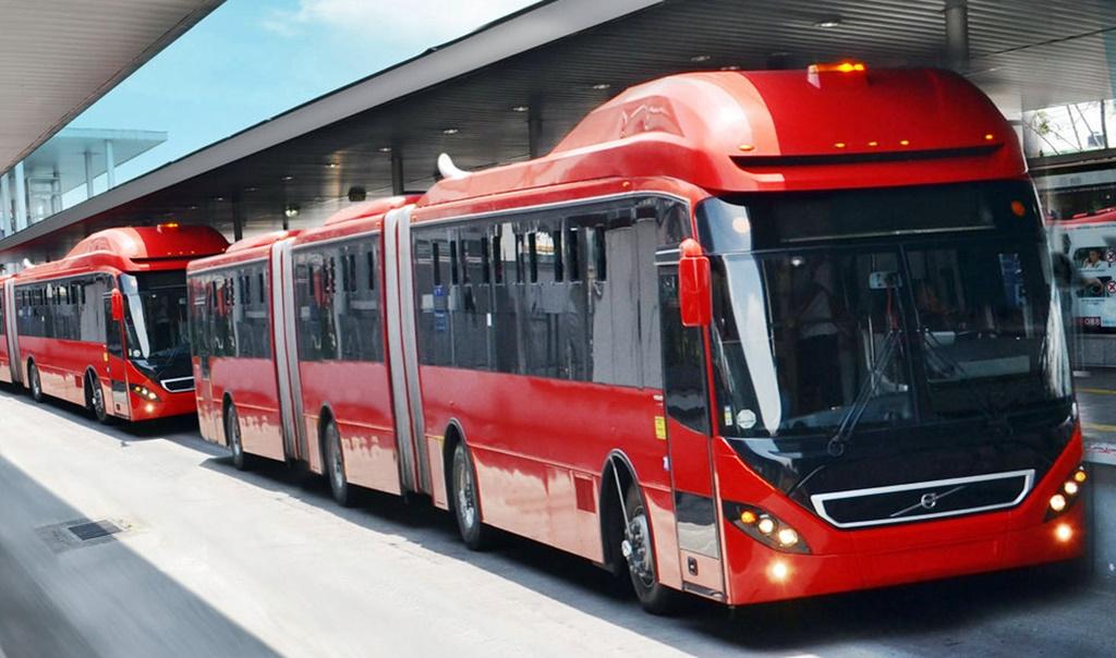 Volvo Buses gana licitación del Metrobús