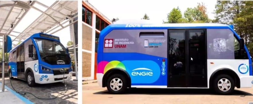 UNAM minibús