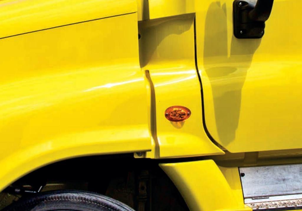 Como hacer esfumado en vehículos pesados