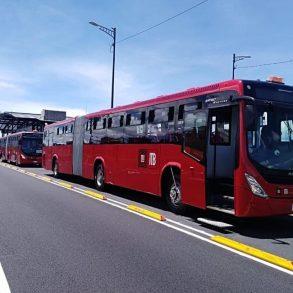 Mercedes Benz Autobuses y metrobús