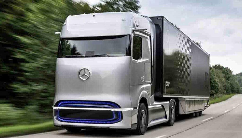 Mercedes Benz GenH2