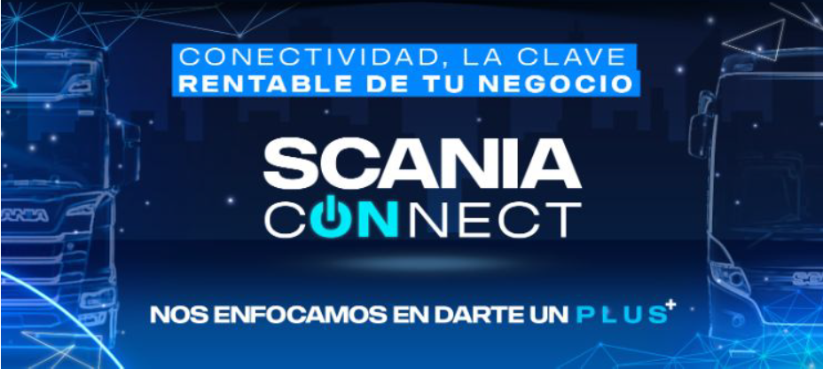 Scania Connect