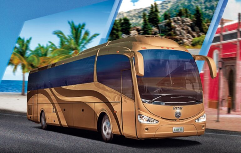 Turismo mercedes Benz Autobuses