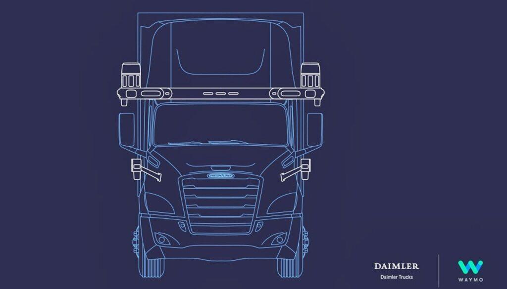 Daimler Waymo