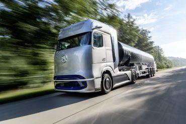 Hidrógeno en camiones