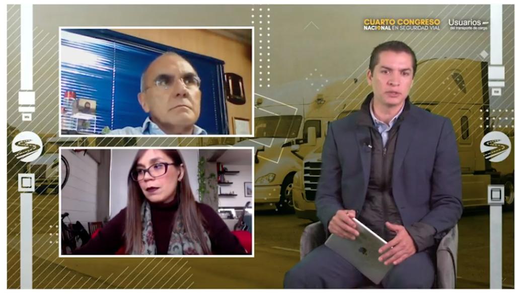 accidentes viales Cuarto Congreso Nacional en Seguridad Vial
