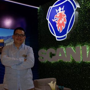 Alejandro Mondragón, director de general de Scania México