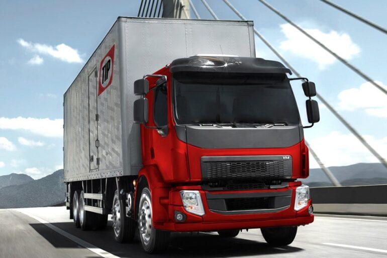 arrendamiento de camiones
