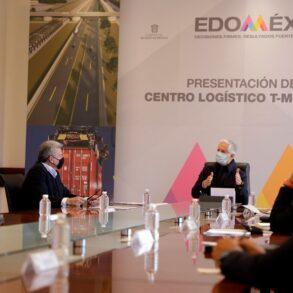 complejo logístico en Edomex
