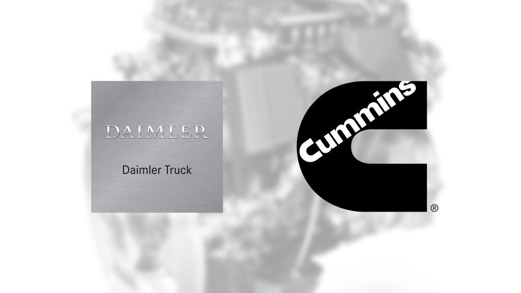 Cummins y Daimler