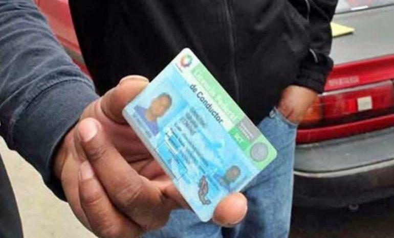 licencia federal digital