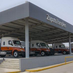 Daimler entrega unidades a Cascadia